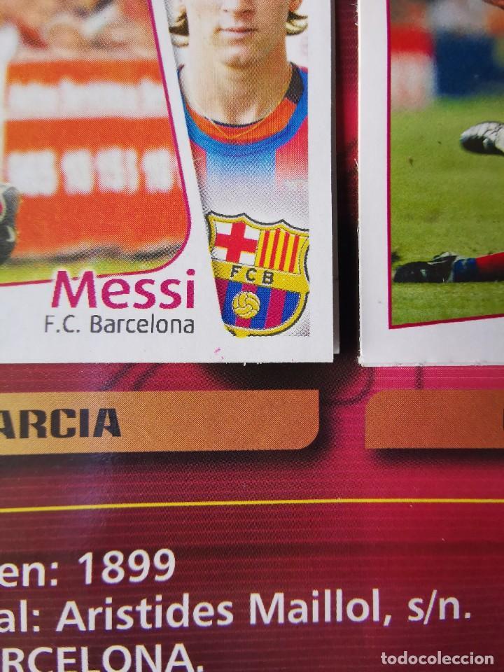 Coleccionismo deportivo: ALBUM CROMOS FUTBOL EDICIONES ESTE 04 05 LIGA 2004 2005 MESSI ROOKIE COLOCA EN VENTANILLA 509 CROMOS - Foto 15 - 218707542