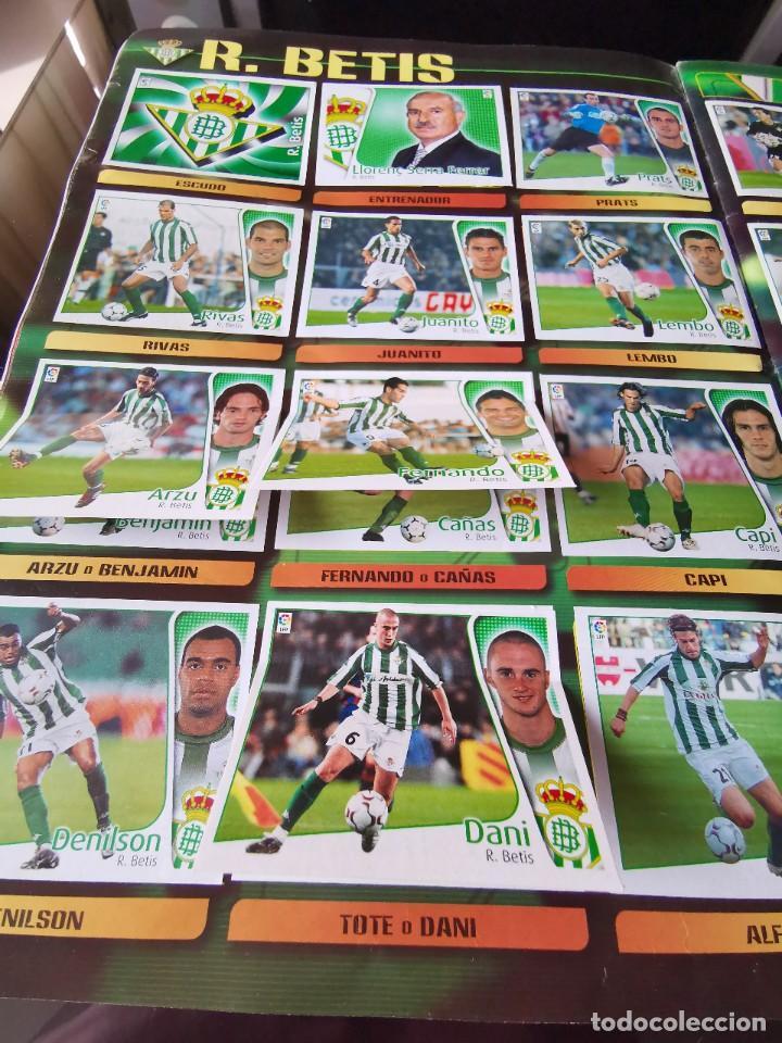 Coleccionismo deportivo: ALBUM CROMOS FUTBOL EDICIONES ESTE 04 05 LIGA 2004 2005 MESSI ROOKIE COLOCA EN VENTANILLA 509 CROMOS - Foto 20 - 218707542