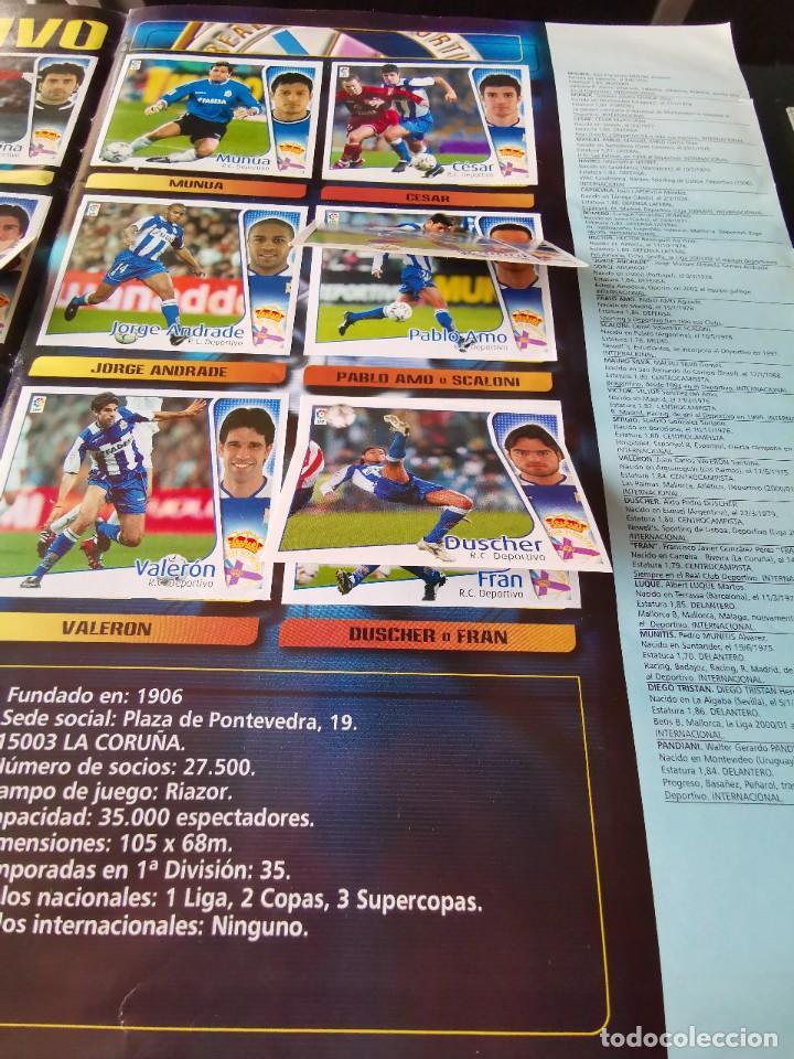 Coleccionismo deportivo: ALBUM CROMOS FUTBOL EDICIONES ESTE 04 05 LIGA 2004 2005 MESSI ROOKIE COLOCA EN VENTANILLA 509 CROMOS - Foto 23 - 218707542