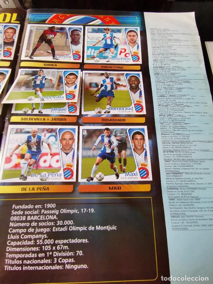 Coleccionismo deportivo: ALBUM CROMOS FUTBOL EDICIONES ESTE 04 05 LIGA 2004 2005 MESSI ROOKIE COLOCA EN VENTANILLA 509 CROMOS - Foto 25 - 218707542