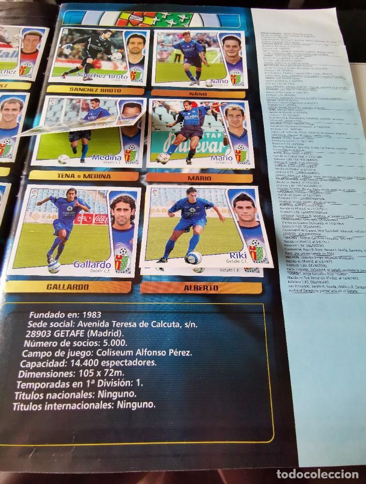 Coleccionismo deportivo: ALBUM CROMOS FUTBOL EDICIONES ESTE 04 05 LIGA 2004 2005 MESSI ROOKIE COLOCA EN VENTANILLA 509 CROMOS - Foto 27 - 218707542