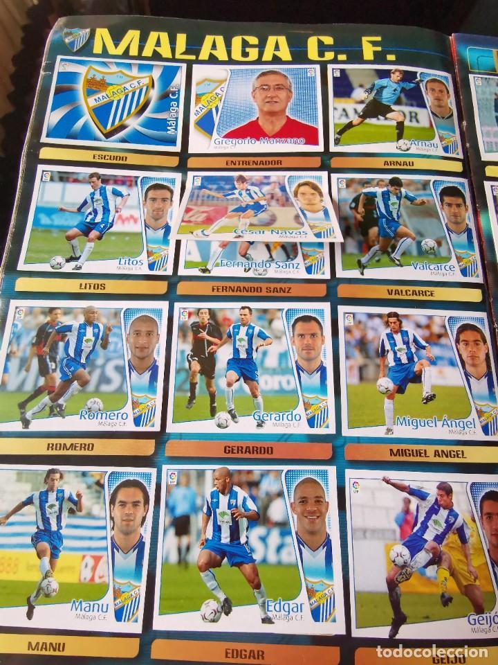 Coleccionismo deportivo: ALBUM CROMOS FUTBOL EDICIONES ESTE 04 05 LIGA 2004 2005 MESSI ROOKIE COLOCA EN VENTANILLA 509 CROMOS - Foto 32 - 218707542