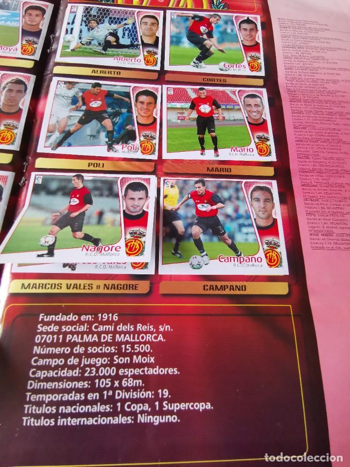 Coleccionismo deportivo: ALBUM CROMOS FUTBOL EDICIONES ESTE 04 05 LIGA 2004 2005 MESSI ROOKIE COLOCA EN VENTANILLA 509 CROMOS - Foto 35 - 218707542