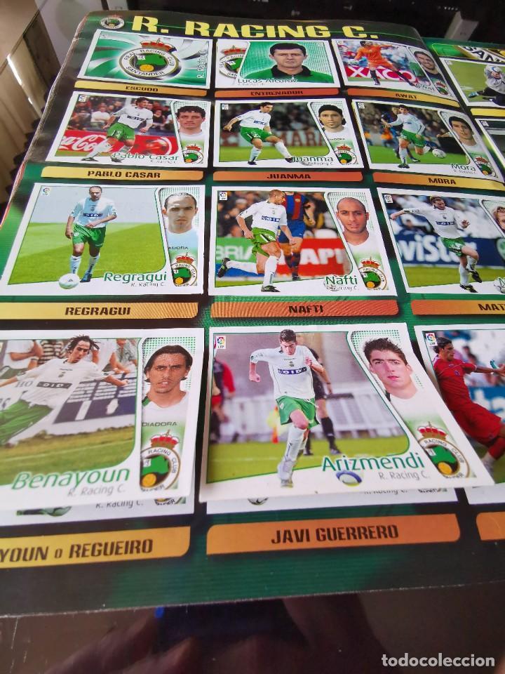 Coleccionismo deportivo: ALBUM CROMOS FUTBOL EDICIONES ESTE 04 05 LIGA 2004 2005 MESSI ROOKIE COLOCA EN VENTANILLA 509 CROMOS - Foto 40 - 218707542