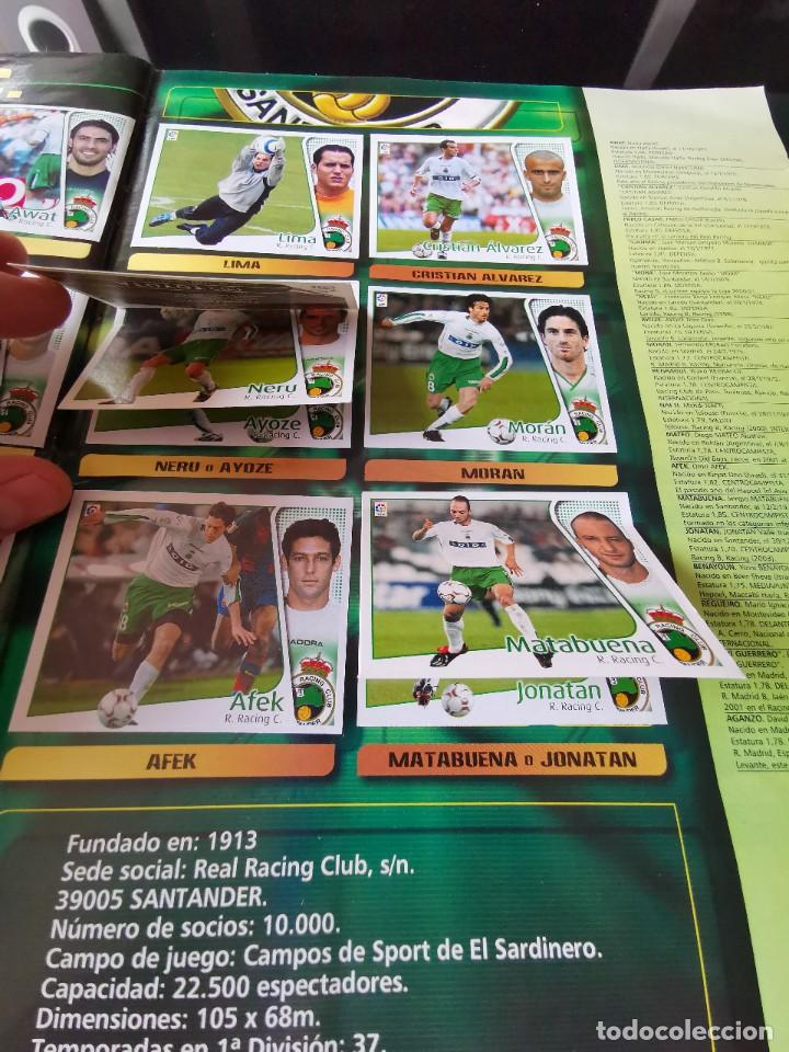 Coleccionismo deportivo: ALBUM CROMOS FUTBOL EDICIONES ESTE 04 05 LIGA 2004 2005 MESSI ROOKIE COLOCA EN VENTANILLA 509 CROMOS - Foto 41 - 218707542