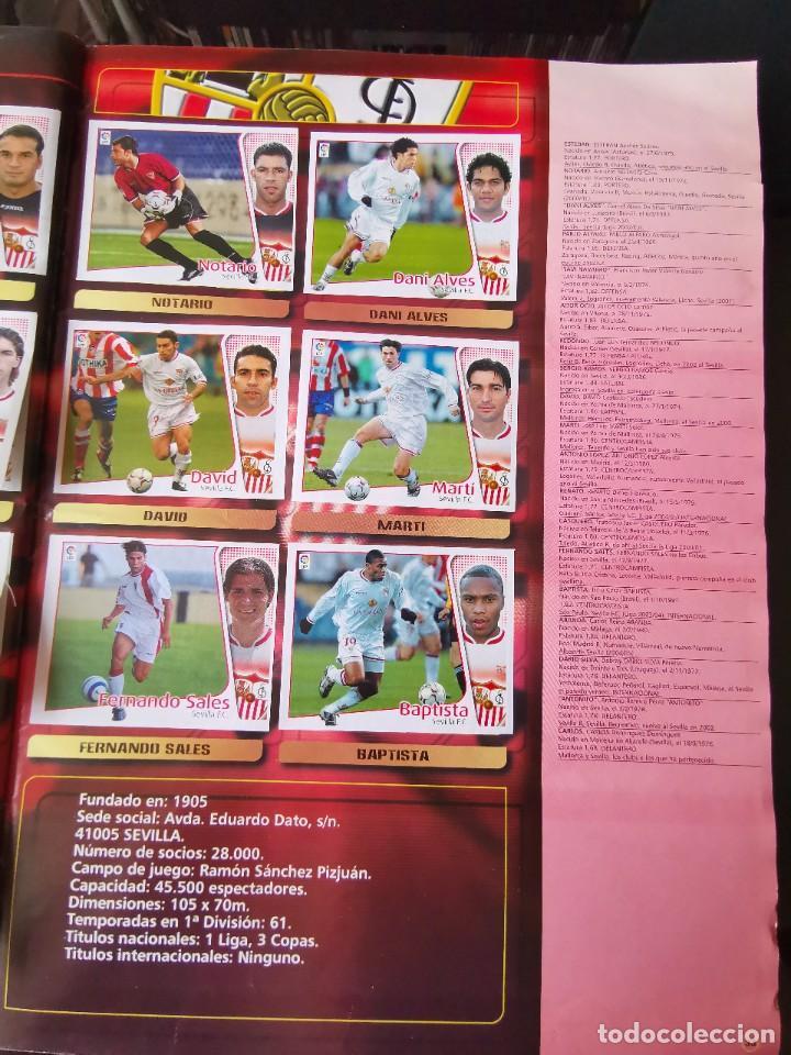 Coleccionismo deportivo: ALBUM CROMOS FUTBOL EDICIONES ESTE 04 05 LIGA 2004 2005 MESSI ROOKIE COLOCA EN VENTANILLA 509 CROMOS - Foto 43 - 218707542