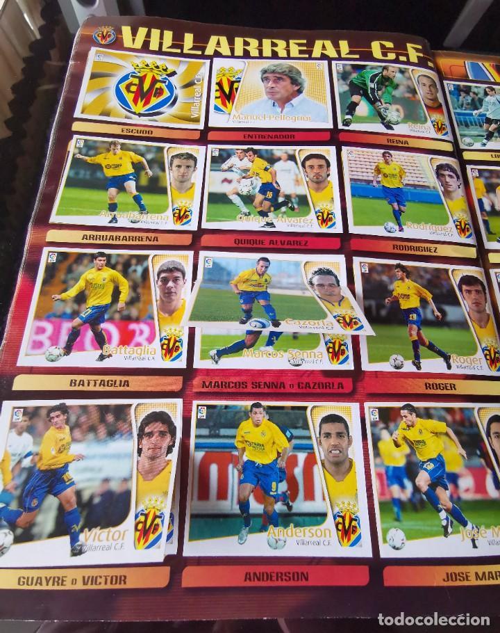 Coleccionismo deportivo: ALBUM CROMOS FUTBOL EDICIONES ESTE 04 05 LIGA 2004 2005 MESSI ROOKIE COLOCA EN VENTANILLA 509 CROMOS - Foto 48 - 218707542