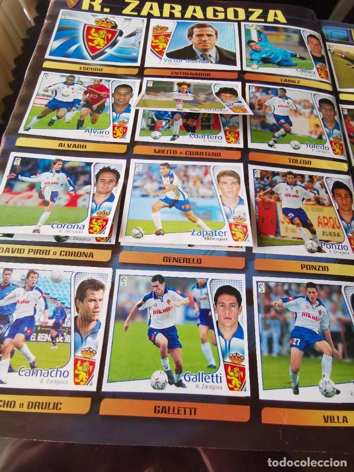 Coleccionismo deportivo: ALBUM CROMOS FUTBOL EDICIONES ESTE 04 05 LIGA 2004 2005 MESSI ROOKIE COLOCA EN VENTANILLA 509 CROMOS - Foto 50 - 218707542
