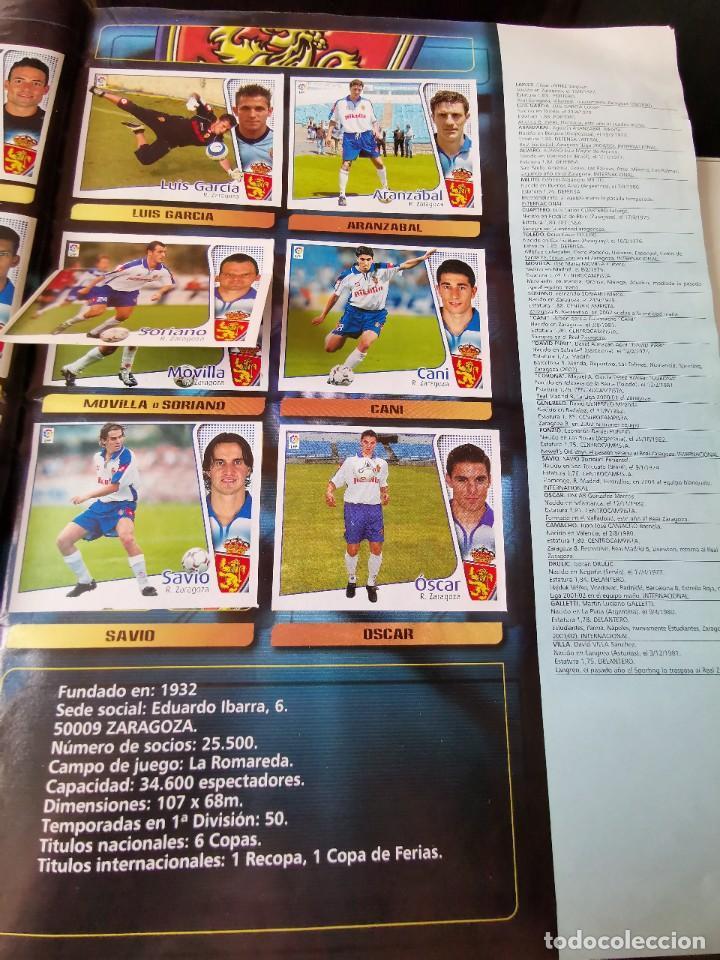 Coleccionismo deportivo: ALBUM CROMOS FUTBOL EDICIONES ESTE 04 05 LIGA 2004 2005 MESSI ROOKIE COLOCA EN VENTANILLA 509 CROMOS - Foto 51 - 218707542