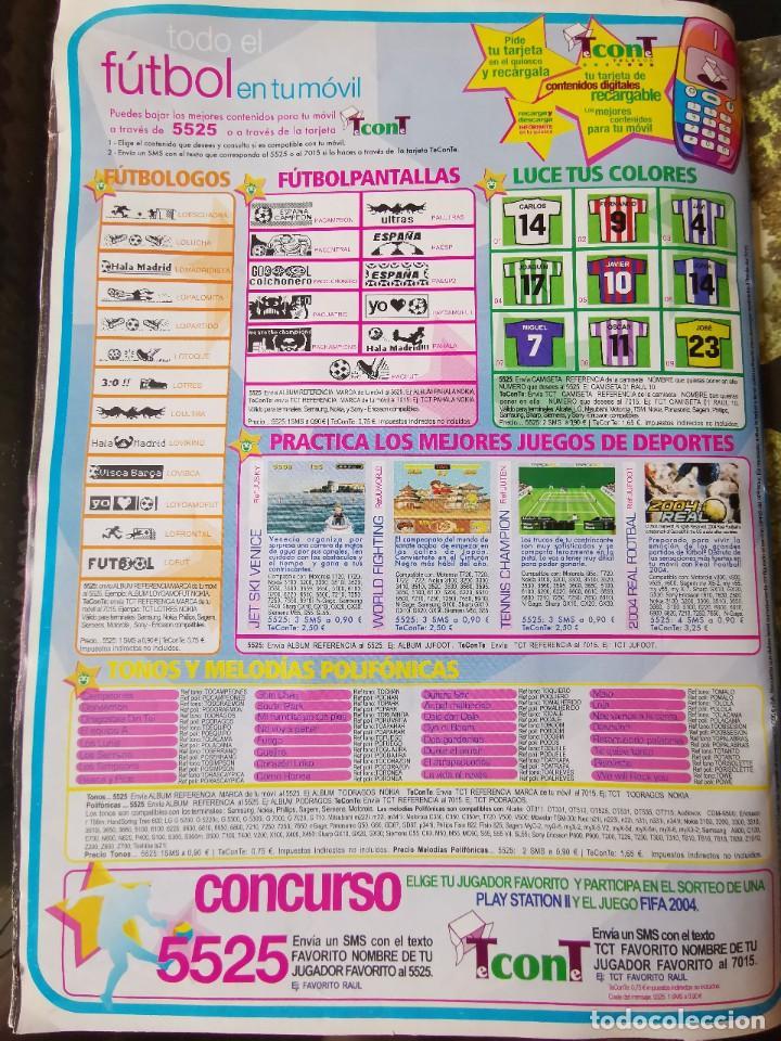 Coleccionismo deportivo: ALBUM CROMOS FUTBOL EDICIONES ESTE 04 05 LIGA 2004 2005 MESSI ROOKIE COLOCA EN VENTANILLA 509 CROMOS - Foto 56 - 218707542