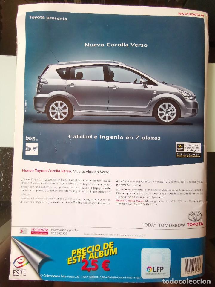 Coleccionismo deportivo: ALBUM CROMOS FUTBOL EDICIONES ESTE 04 05 LIGA 2004 2005 MESSI ROOKIE COLOCA EN VENTANILLA 509 CROMOS - Foto 58 - 218707542