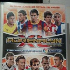Coleccionismo deportivo: ARCHIVADOR MEGACRACKS 2010 2011 CON 484 CARDS. Lote 218725586