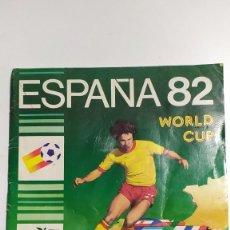 Colecionismo desportivo: ALBUM DE CROMOS MUNDIAL ESPAÑA 82 PANINI. Lote 218809920