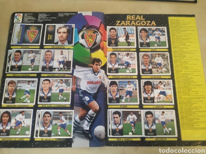 Coleccionismo deportivo: Álbum liga este 98 99 - 469 cromos, colocas, bajas, Serena (las dos versiones). - Foto 2 - 218964166