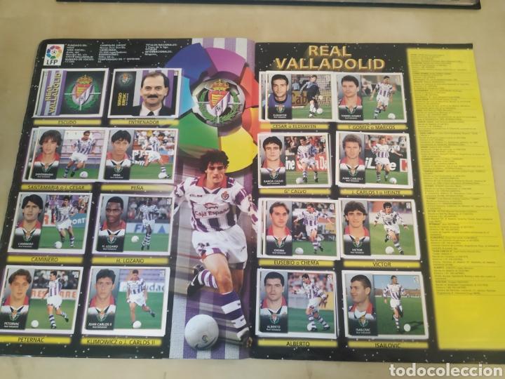 Coleccionismo deportivo: Álbum liga este 98 99 - 469 cromos, colocas, bajas, Serena (las dos versiones). - Foto 7 - 218964166