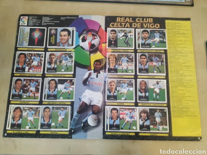 Coleccionismo deportivo: Álbum liga este 98 99 - 469 cromos, colocas, bajas, Serena (las dos versiones). - Foto 11 - 218964166