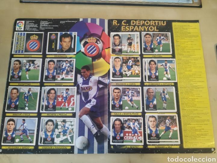 Coleccionismo deportivo: Álbum liga este 98 99 - 469 cromos, colocas, bajas, Serena (las dos versiones). - Foto 12 - 218964166