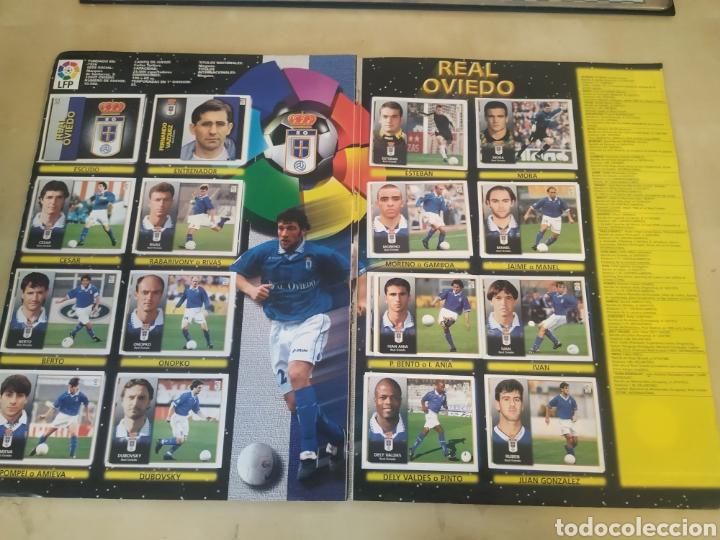 Coleccionismo deportivo: Álbum liga este 98 99 - 469 cromos, colocas, bajas, Serena (las dos versiones). - Foto 17 - 218964166