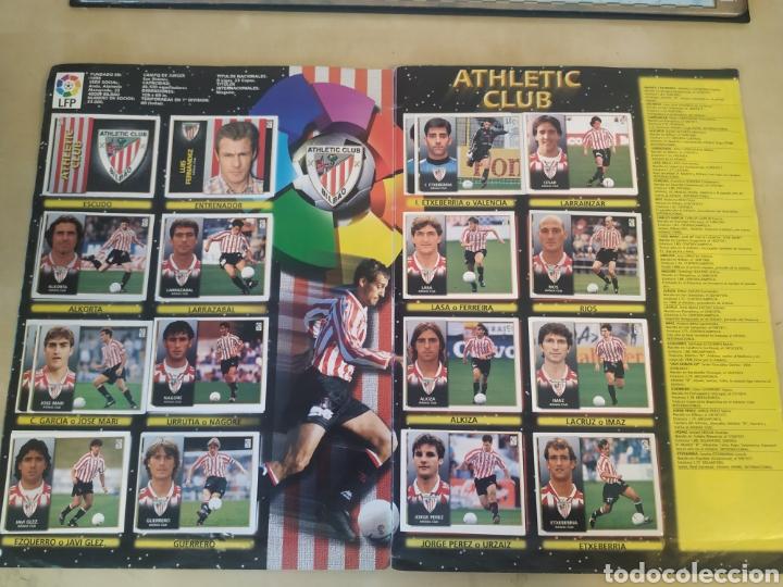 Coleccionismo deportivo: Álbum liga este 98 99 - 469 cromos, colocas, bajas, Serena (las dos versiones). - Foto 21 - 218964166
