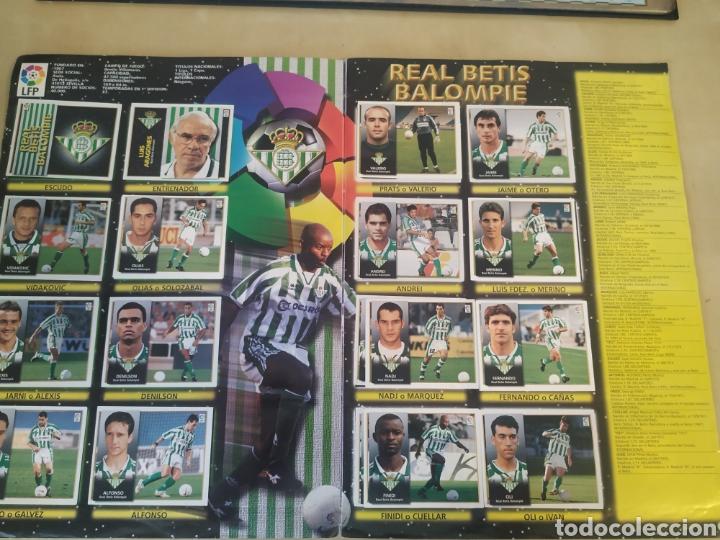 Coleccionismo deportivo: Álbum liga este 98 99 - 469 cromos, colocas, bajas, Serena (las dos versiones). - Foto 22 - 218964166