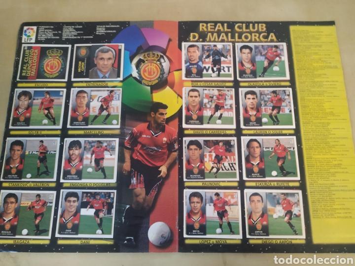 Coleccionismo deportivo: Álbum liga este 98 99 - 469 cromos, colocas, bajas, Serena (las dos versiones). - Foto 26 - 218964166
