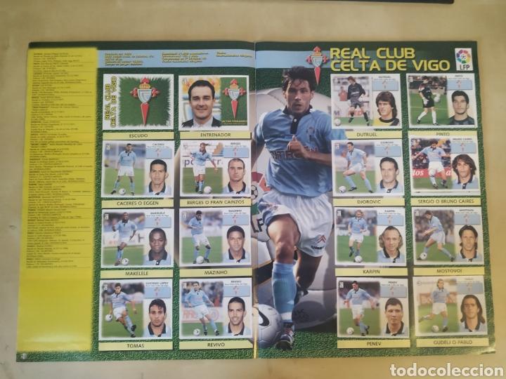 Coleccionismo deportivo: Álbum liga este 99 00 - 396 cromos, Colocas, bajas, difíciles como Jandro y Jaume. - Foto 3 - 218967071