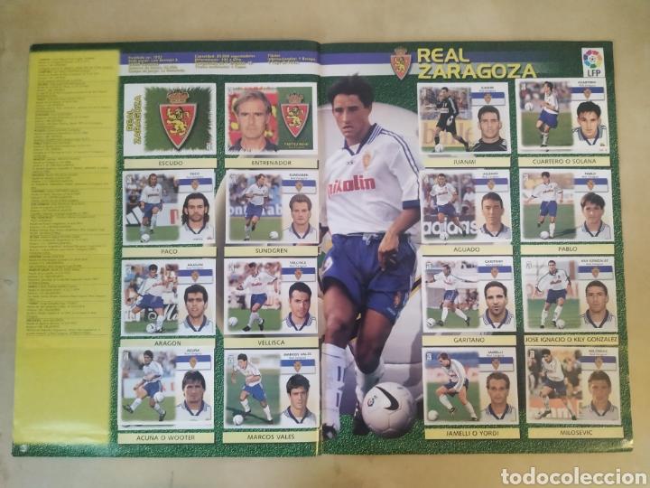 Coleccionismo deportivo: Álbum liga este 99 00 - 396 cromos, Colocas, bajas, difíciles como Jandro y Jaume. - Foto 4 - 218967071