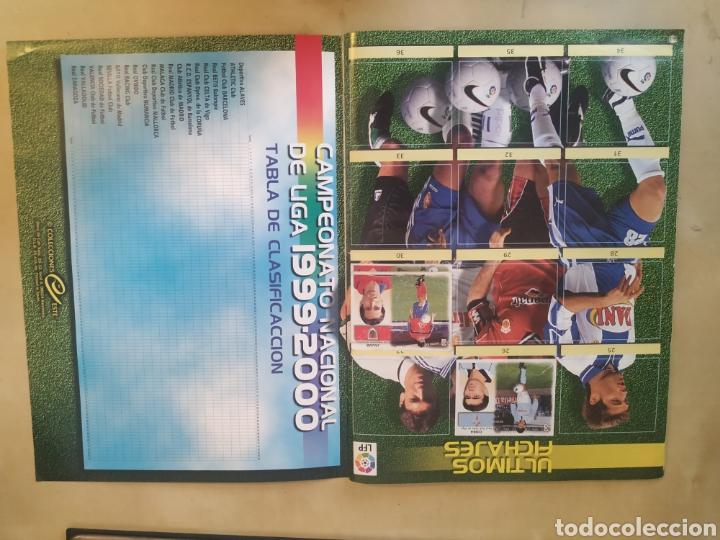 Coleccionismo deportivo: Álbum liga este 99 00 - 396 cromos, Colocas, bajas, difíciles como Jandro y Jaume. - Foto 6 - 218967071
