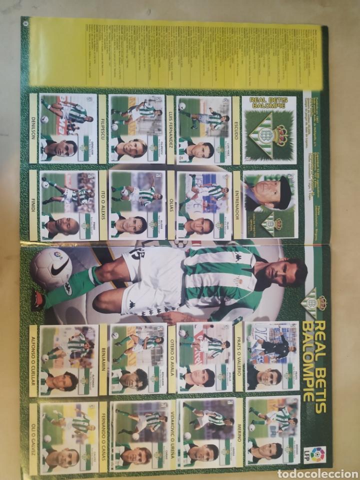 Coleccionismo deportivo: Álbum liga este 99 00 - 396 cromos, Colocas, bajas, difíciles como Jandro y Jaume. - Foto 8 - 218967071