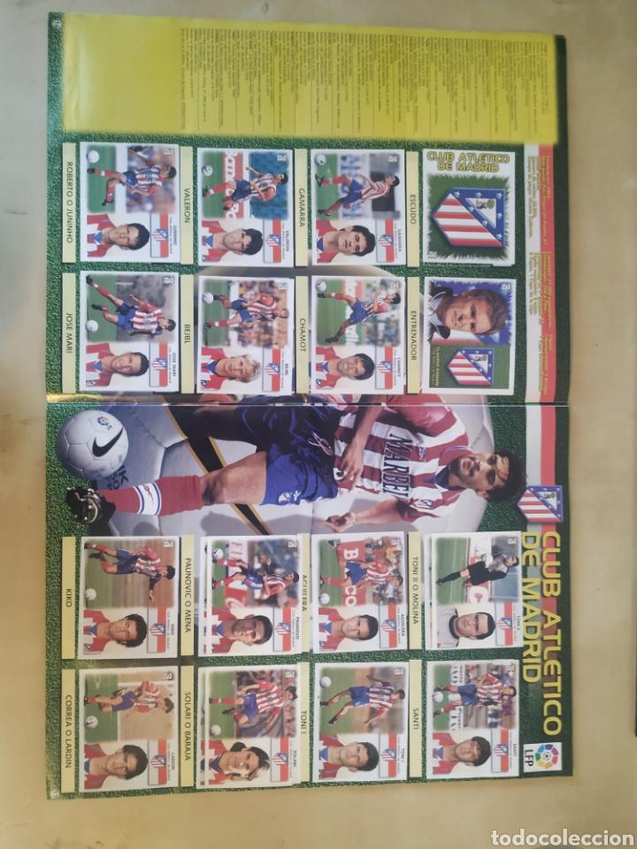 Coleccionismo deportivo: Álbum liga este 99 00 - 396 cromos, Colocas, bajas, difíciles como Jandro y Jaume. - Foto 9 - 218967071