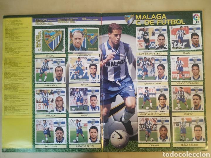 Coleccionismo deportivo: Álbum liga este 99 00 - 396 cromos, Colocas, bajas, difíciles como Jandro y Jaume. - Foto 10 - 218967071