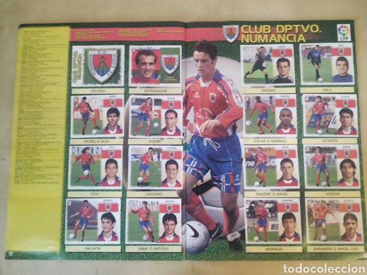 Coleccionismo deportivo: Álbum liga este 99 00 - 396 cromos, Colocas, bajas, difíciles como Jandro y Jaume. - Foto 11 - 218967071