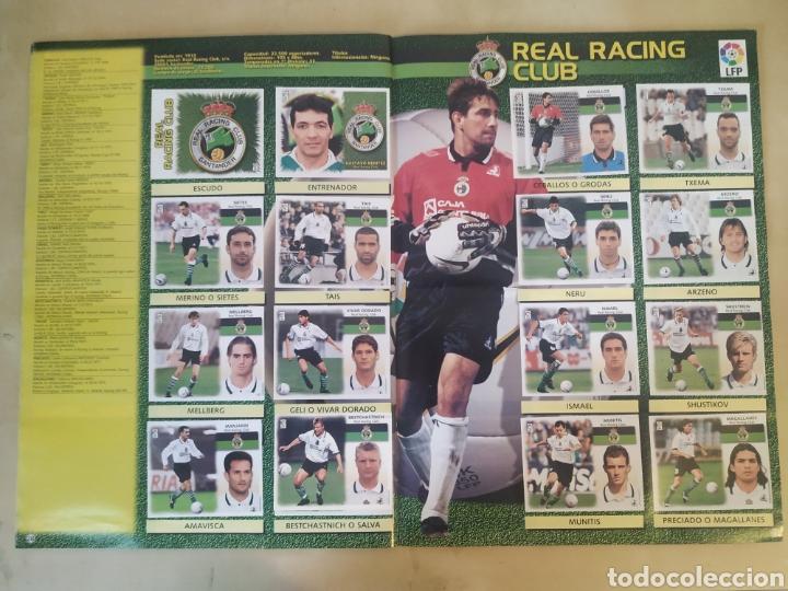 Coleccionismo deportivo: Álbum liga este 99 00 - 396 cromos, Colocas, bajas, difíciles como Jandro y Jaume. - Foto 12 - 218967071