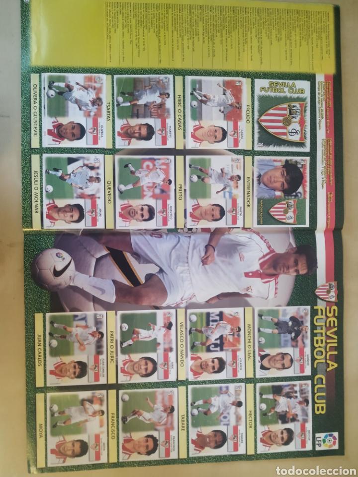 Coleccionismo deportivo: Álbum liga este 99 00 - 396 cromos, Colocas, bajas, difíciles como Jandro y Jaume. - Foto 13 - 218967071