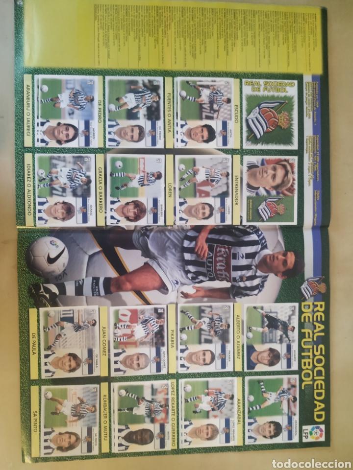 Coleccionismo deportivo: Álbum liga este 99 00 - 396 cromos, Colocas, bajas, difíciles como Jandro y Jaume. - Foto 14 - 218967071
