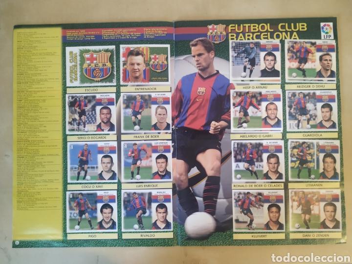 Coleccionismo deportivo: Álbum liga este 99 00 - 396 cromos, Colocas, bajas, difíciles como Jandro y Jaume. - Foto 17 - 218967071