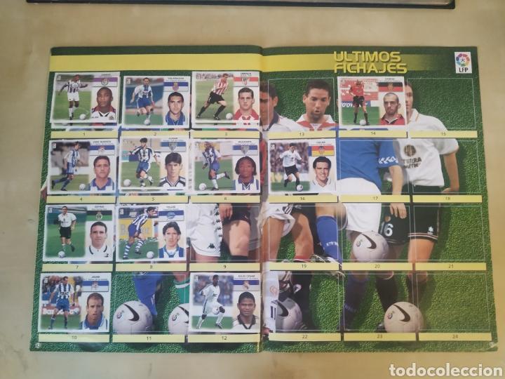 Coleccionismo deportivo: Álbum liga este 99 00 - 396 cromos, Colocas, bajas, difíciles como Jandro y Jaume. - Foto 18 - 218967071