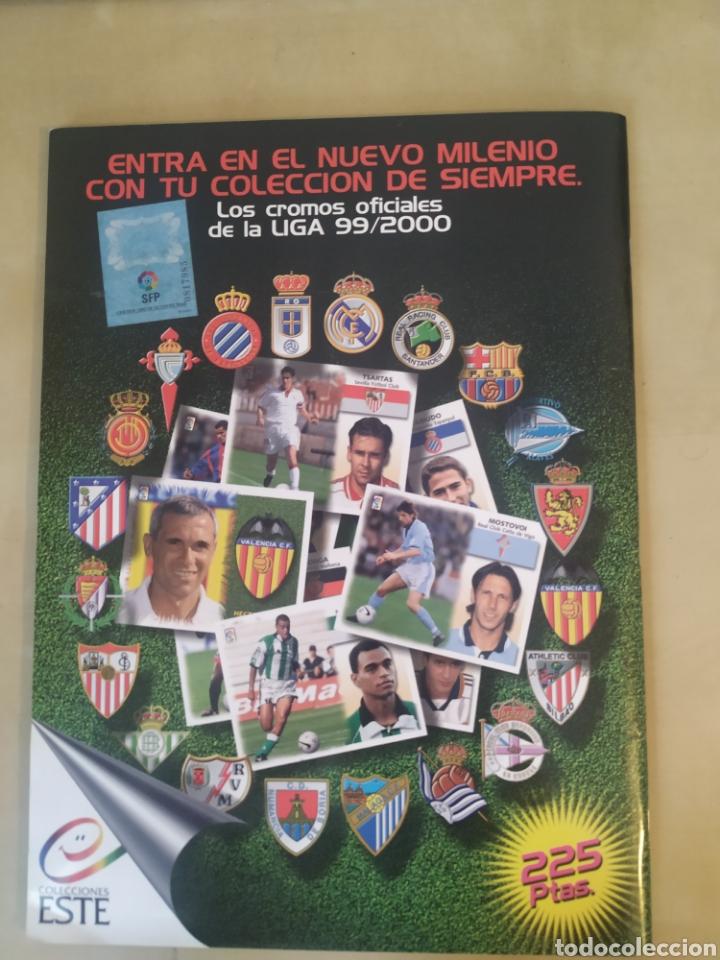 Coleccionismo deportivo: Álbum liga este 99 00 - 396 cromos, Colocas, bajas, difíciles como Jandro y Jaume. - Foto 19 - 218967071