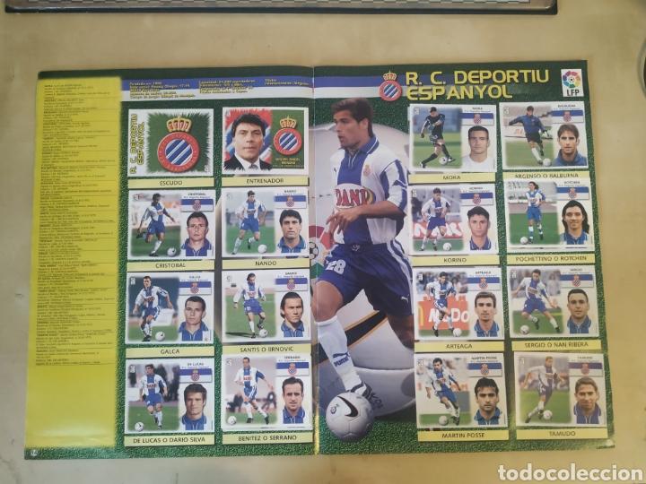Coleccionismo deportivo: Álbum liga este 99 00 - 396 cromos, Colocas, bajas, difíciles como Jandro y Jaume. - Foto 20 - 218967071