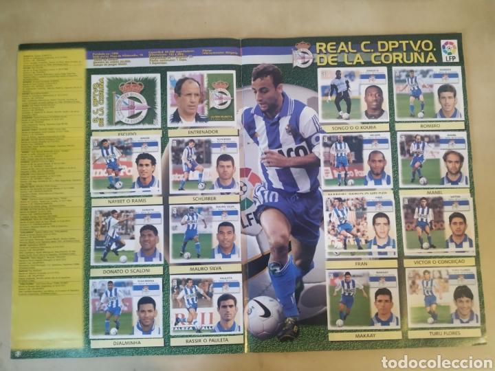 Coleccionismo deportivo: Álbum liga este 99 00 - 396 cromos, Colocas, bajas, difíciles como Jandro y Jaume. - Foto 21 - 218967071
