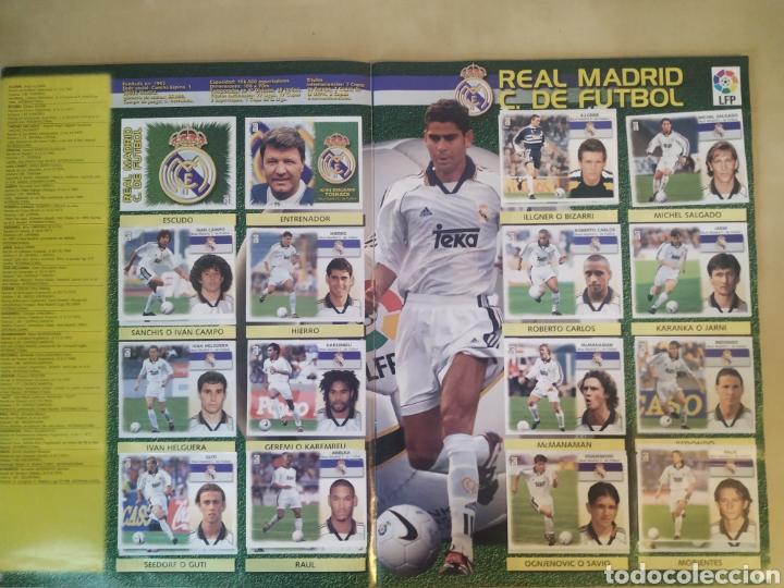 Coleccionismo deportivo: Álbum liga este 99 00 - 396 cromos, Colocas, bajas, difíciles como Jandro y Jaume. - Foto 22 - 218967071