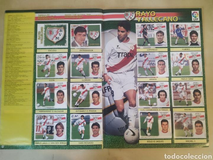 Coleccionismo deportivo: Álbum liga este 99 00 - 396 cromos, Colocas, bajas, difíciles como Jandro y Jaume. - Foto 25 - 218967071