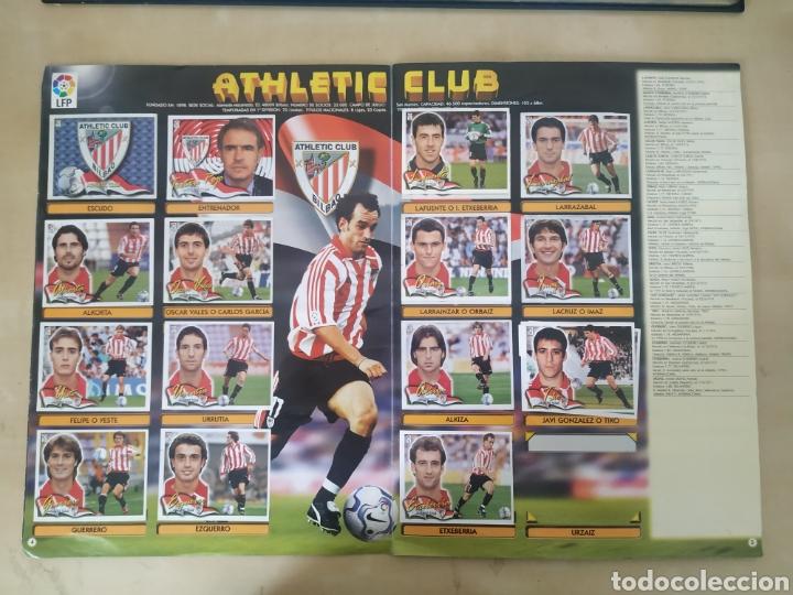 Coleccionismo deportivo: Álbum liga este 00 01 - 398 cromos, colocas, difíciles como Gerard ... - Foto 6 - 218972925