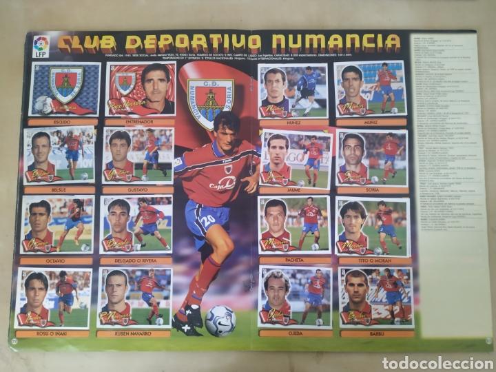 Coleccionismo deportivo: Álbum liga este 00 01 - 398 cromos, colocas, difíciles como Gerard ... - Foto 8 - 218972925