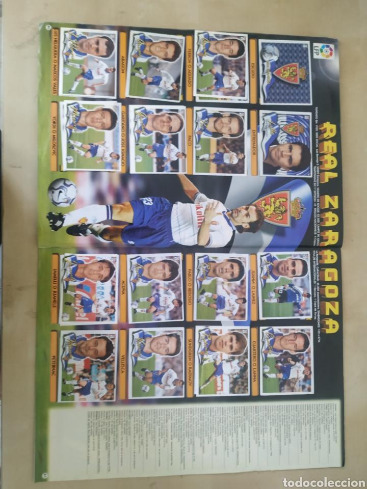Coleccionismo deportivo: Álbum liga este 00 01 - 398 cromos, colocas, difíciles como Gerard ... - Foto 12 - 218972925