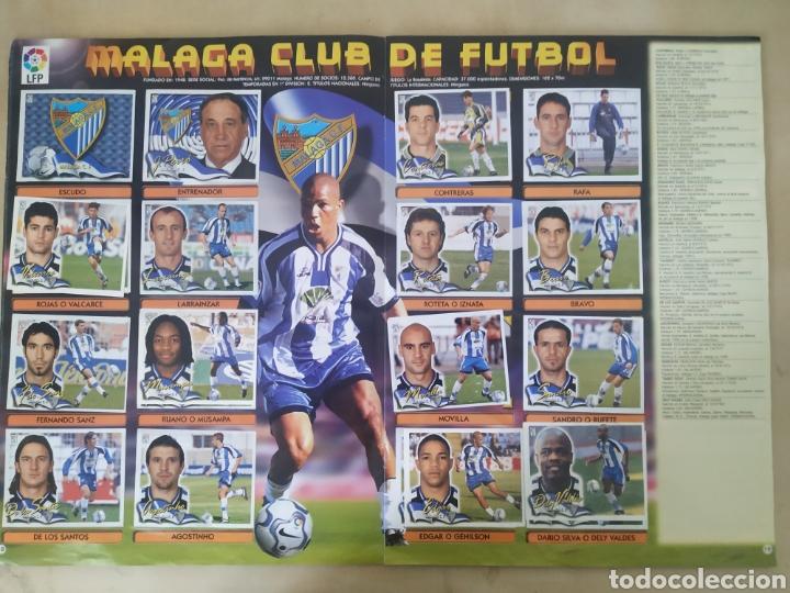Coleccionismo deportivo: Álbum liga este 00 01 - 398 cromos, colocas, difíciles como Gerard ... - Foto 15 - 218972925