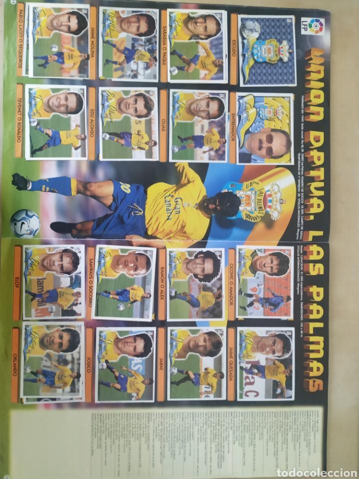 Coleccionismo deportivo: Álbum liga este 00 01 - 398 cromos, colocas, difíciles como Gerard ... - Foto 17 - 218972925