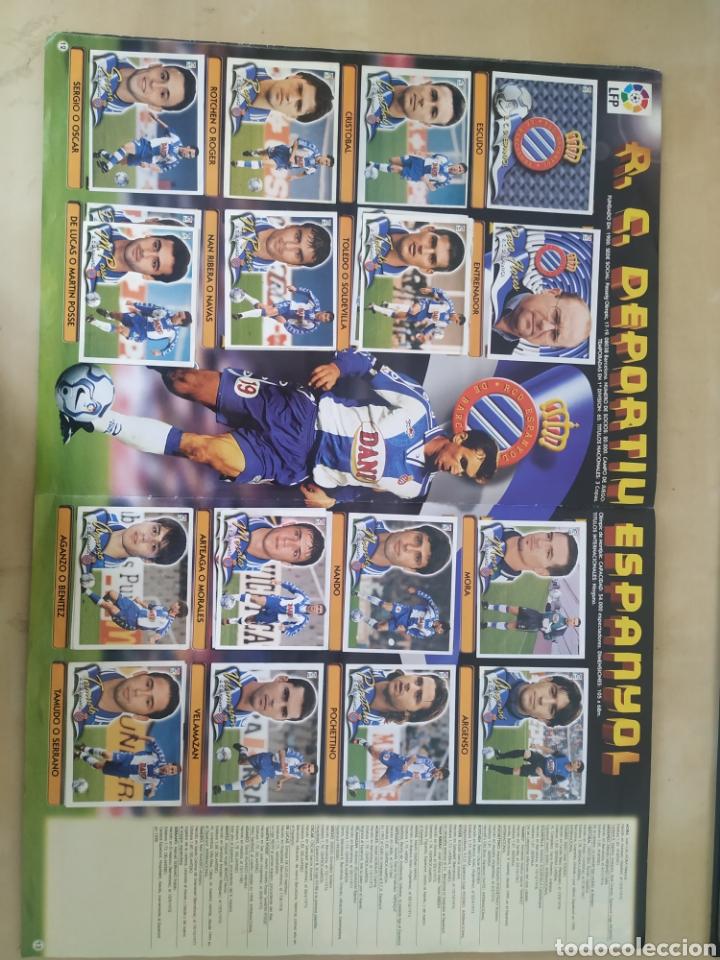 Coleccionismo deportivo: Álbum liga este 00 01 - 398 cromos, colocas, difíciles como Gerard ... - Foto 18 - 218972925
