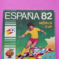 Coleccionismo deportivo: ALBUM CROMOS PANINI MUNDIAL ESPAÑA 82 - COPA DEL MUNDO WORLD CUP SPAIN 1982 - CASI COMPLETO 412/427. Lote 219484476