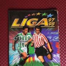 Coleccionismo deportivo: ALBUM LIGA 97 98 1997 1998 EDICIONES ESTE LEER BIEN DESCRIPCION. Lote 219979530
